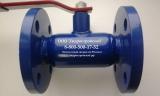 Кран шаровой стальной фланцевый цельносварной 11с69п (ру 1,6мпа, 4.0мпа) ф 32-100
